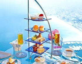 Sky View Afternoon tea