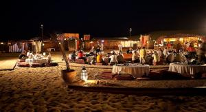 Desert Safari With Bbq Dinner - Dubai Base