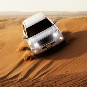 Desert Safari With Bbq Dinner - Private - Dubai Base