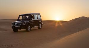 Platinum Desert Safari - Mercedes G Class - Dubai Base