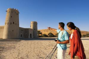 Explore Arabia In 7 Days Tour Packages